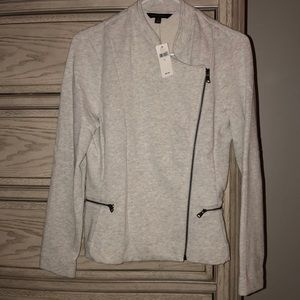 Banana Republic zip up sweatshirt